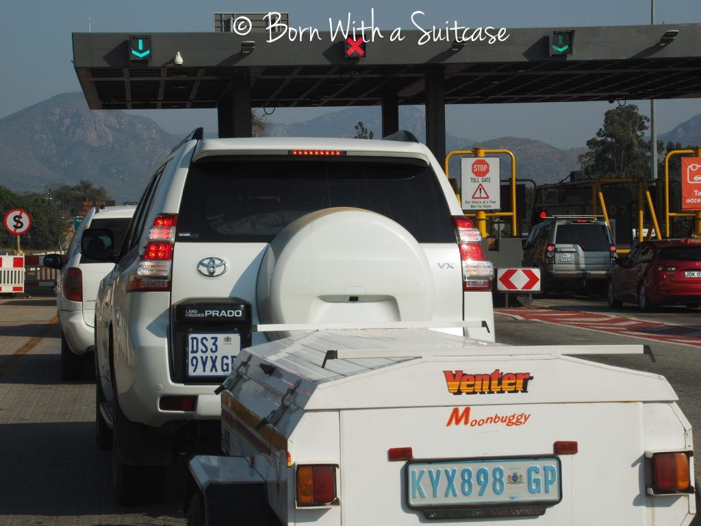 police corruption on South African roads